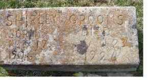 GROOMS, SHIRLEY - Adams County, Ohio | SHIRLEY GROOMS - Ohio Gravestone Photos