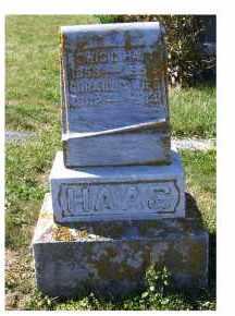 HAAS, CORA B. - Adams County, Ohio | CORA B. HAAS - Ohio Gravestone Photos