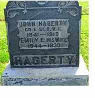 HAGERTY, JOHN - Adams County, Ohio   JOHN HAGERTY - Ohio Gravestone Photos