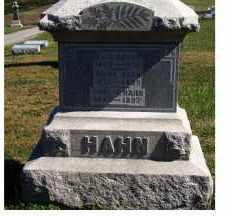 HAHN, EARL J. - Adams County, Ohio | EARL J. HAHN - Ohio Gravestone Photos