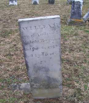 HAMITON, WILLIAM - Adams County, Ohio | WILLIAM HAMITON - Ohio Gravestone Photos