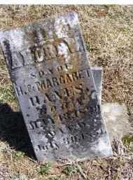 HANES, ANDREW - Adams County, Ohio | ANDREW HANES - Ohio Gravestone Photos