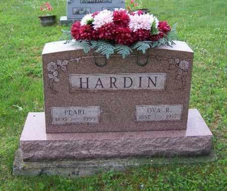 HARDIN, OVA R. - Adams County, Ohio | OVA R. HARDIN - Ohio Gravestone Photos