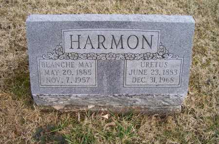 HARMON, BLANCHE MAY - Adams County, Ohio | BLANCHE MAY HARMON - Ohio Gravestone Photos