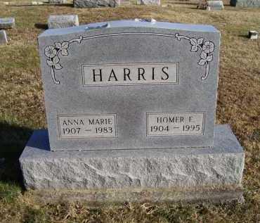 HARRIS, ANNA MARIE - Adams County, Ohio   ANNA MARIE HARRIS - Ohio Gravestone Photos