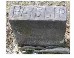 HAYSLIP, MARGARET - Adams County, Ohio | MARGARET HAYSLIP - Ohio Gravestone Photos