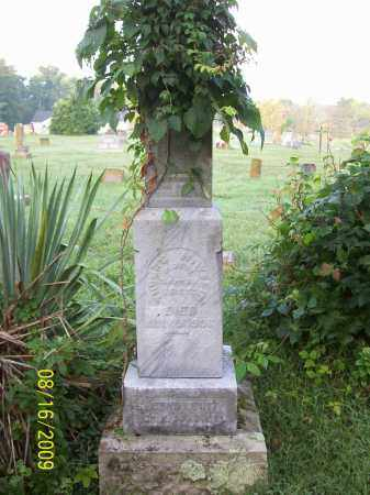 HAYSLIP, THOMAS - Adams County, Ohio | THOMAS HAYSLIP - Ohio Gravestone Photos