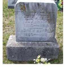 HAYSLIP, ANDREW - Adams County, Ohio | ANDREW HAYSLIP - Ohio Gravestone Photos