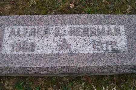 HERDMAN, ALFRED E. - Adams County, Ohio | ALFRED E. HERDMAN - Ohio Gravestone Photos