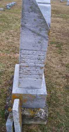 HERDMAN, MARY L. - Adams County, Ohio   MARY L. HERDMAN - Ohio Gravestone Photos