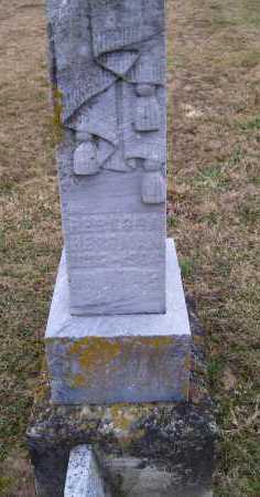 HERDMAN, REBECCA - Adams County, Ohio | REBECCA HERDMAN - Ohio Gravestone Photos
