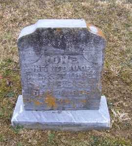 HIBBS, IONE - Adams County, Ohio | IONE HIBBS - Ohio Gravestone Photos