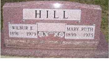 HILL, MARY RUTH - Adams County, Ohio | MARY RUTH HILL - Ohio Gravestone Photos
