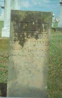 HOLMES, NANCY - Adams County, Ohio | NANCY HOLMES - Ohio Gravestone Photos