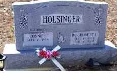 HOLSINGER, CONNIE I - Adams County, Ohio | CONNIE I HOLSINGER - Ohio Gravestone Photos