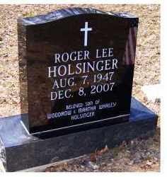 HOLSINGER, ROGER LEE - Adams County, Ohio | ROGER LEE HOLSINGER - Ohio Gravestone Photos