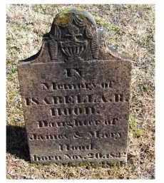 HOOD, ISABELLA B. - Adams County, Ohio | ISABELLA B. HOOD - Ohio Gravestone Photos