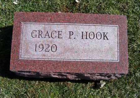 HOOK, GRACE - Adams County, Ohio   GRACE HOOK - Ohio Gravestone Photos