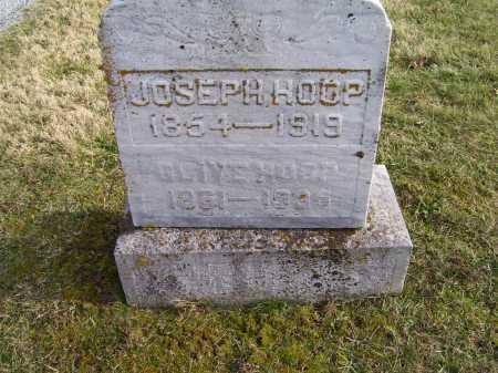HOOP, JOSEPH - Adams County, Ohio | JOSEPH HOOP - Ohio Gravestone Photos
