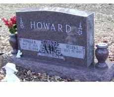 HOWARD, HELEN L - Adams County, Ohio | HELEN L HOWARD - Ohio Gravestone Photos