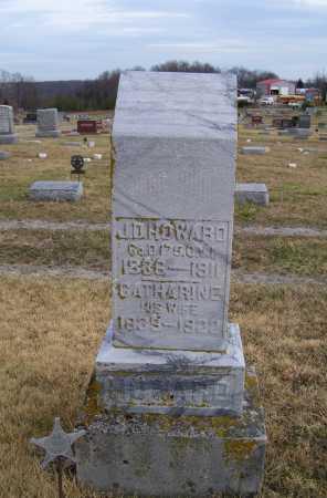 HOWARD, CATHARINE - Adams County, Ohio | CATHARINE HOWARD - Ohio Gravestone Photos