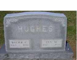 HUGHES, EVA M. - Adams County, Ohio | EVA M. HUGHES - Ohio Gravestone Photos
