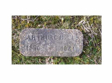 HULL, ARTHUR C. - Adams County, Ohio   ARTHUR C. HULL - Ohio Gravestone Photos
