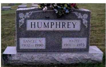HUMPHREY, HAZEL - Adams County, Ohio | HAZEL HUMPHREY - Ohio Gravestone Photos