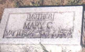 NEWMAN HUMPHREYS, MARY C. - Adams County, Ohio | MARY C. NEWMAN HUMPHREYS - Ohio Gravestone Photos