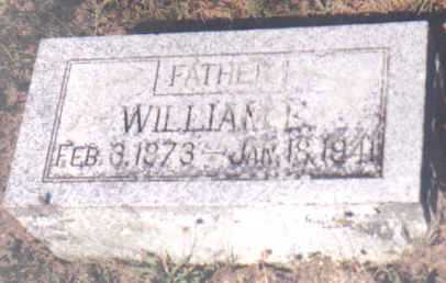 HUMPHREYS, WILLAIM E. - Adams County, Ohio | WILLAIM E. HUMPHREYS - Ohio Gravestone Photos