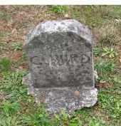 HURD, C. - Adams County, Ohio   C. HURD - Ohio Gravestone Photos