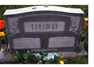 HURD, GLAYDS R. - Adams County, Ohio | GLAYDS R. HURD - Ohio Gravestone Photos
