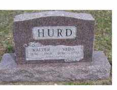 HURD, VEDA - Adams County, Ohio | VEDA HURD - Ohio Gravestone Photos