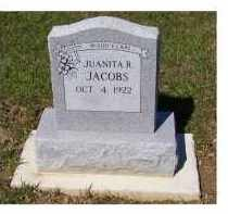 JACOBS, JUANITA R. - Adams County, Ohio | JUANITA R. JACOBS - Ohio Gravestone Photos