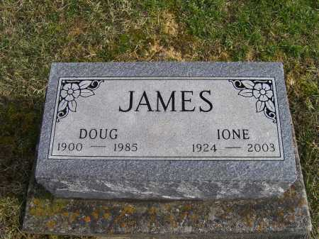 JAMES, DOUG - Adams County, Ohio | DOUG JAMES - Ohio Gravestone Photos