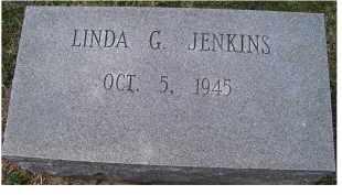 JENKINS, LINDA G. - Adams County, Ohio | LINDA G. JENKINS - Ohio Gravestone Photos