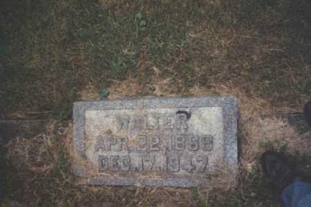 JOHNSON, CAREY WALTER - Adams County, Ohio   CAREY WALTER JOHNSON - Ohio Gravestone Photos