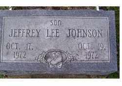 JOHNSON, JEFFREY LEE - Adams County, Ohio | JEFFREY LEE JOHNSON - Ohio Gravestone Photos