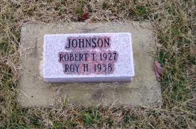 JOHNSON, ROBERT T. - Adams County, Ohio | ROBERT T. JOHNSON - Ohio Gravestone Photos