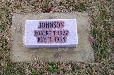 JOHNSON, ROY H. - Adams County, Ohio | ROY H. JOHNSON - Ohio Gravestone Photos
