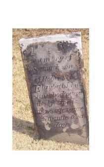 JOHNSTON, SAMUEL - Adams County, Ohio | SAMUEL JOHNSTON - Ohio Gravestone Photos