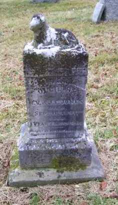 JONES, OLLIE H. - Adams County, Ohio | OLLIE H. JONES - Ohio Gravestone Photos