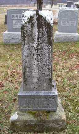 JONES, MARY - Adams County, Ohio | MARY JONES - Ohio Gravestone Photos