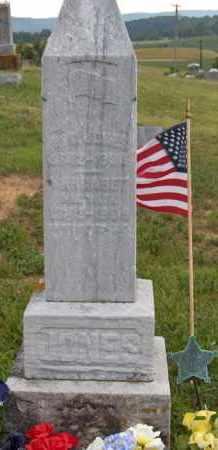 JONES, WILLIAM C - Adams County, Ohio | WILLIAM C JONES - Ohio Gravestone Photos