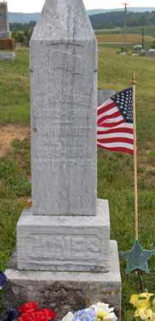 JONES, MARGARET - Adams County, Ohio | MARGARET JONES - Ohio Gravestone Photos