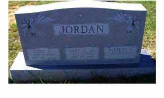 JORDAN, GARY C. - Adams County, Ohio | GARY C. JORDAN - Ohio Gravestone Photos