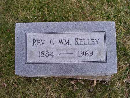 KELLEY, G. WM. - Adams County, Ohio   G. WM. KELLEY - Ohio Gravestone Photos