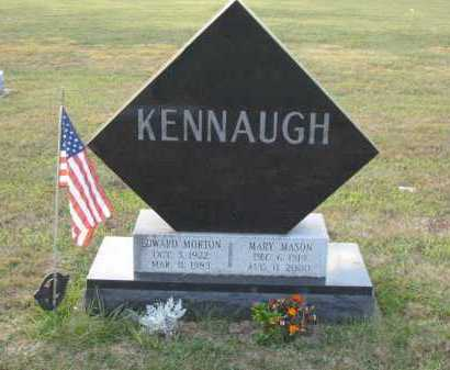 KENNAUGH, MARY RUTH - Adams County, Ohio | MARY RUTH KENNAUGH - Ohio Gravestone Photos