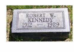 KENNEDY, ROBERT W. - Adams County, Ohio | ROBERT W. KENNEDY - Ohio Gravestone Photos