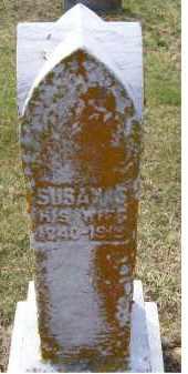 KERR, SUSAN S. - Adams County, Ohio | SUSAN S. KERR - Ohio Gravestone Photos